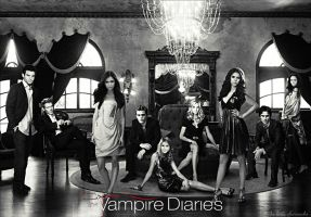 The Vampire Diaries by ToriaChernenko