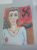 Remorse for the Holocaust by SaraMichellee