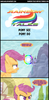 Rainbow Tales: Pony See Pony Do Too by Narflarg