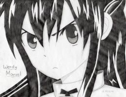 Wendy Marvell by kiritoAcnologia547