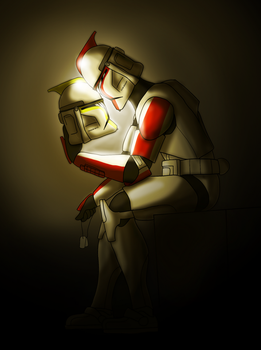 A brother lost by SmacksArt