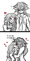 I Haz Me a Fangirl! by Gabby413