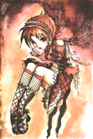 lolita fire queen by dragonfly272