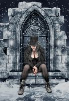 gothic winter by aamurusko-fi