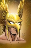 Hawkman by JeffieB