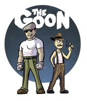 The Goon colab by AlanSchell