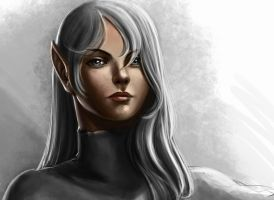 Elven by SulaMoon