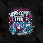Here Comes The Boom Typo by ruudvaneijk