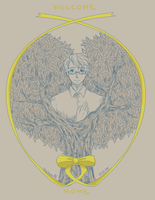 [APH] Tie a Yellow Ribbon Round the Ole Oak Tree by Enbi-to-Miruku