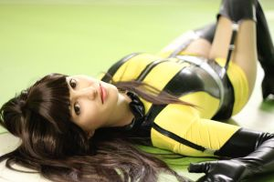 Watchmen: Silk Spectre II by m-a-g-i