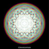 Sacred Diffraction by metatroncoppolacid
