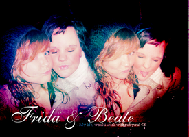 Frida and Beate by aquadore