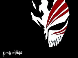Hollow Mask ::Devil Within:: by Urahara666