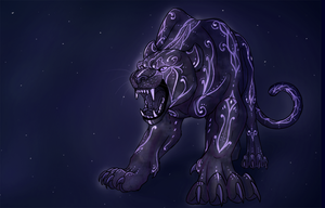 panther by urealistisk