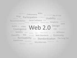 Web 2.0 Wallpaper by qdstudios