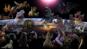 Earth Monsters by Connorgodzilla