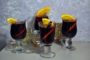 Mulled Wine by Blazemorioz