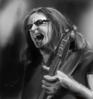 Geddy by wNacci