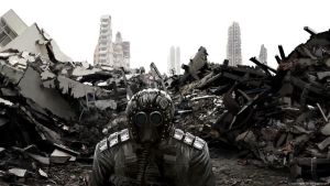 post apocalyptic world by rslm