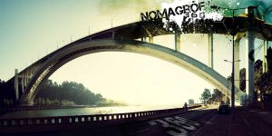 Nomagrof - 360 Cover front by caizzzdigital