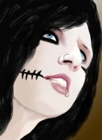 Andy Biersack by Marten007
