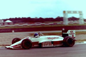 Derek Warwick (Great Britain Tyre Test 1987) by F1-history