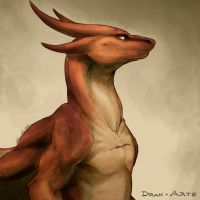 Flare - sketchy experiment by Drak-Arts