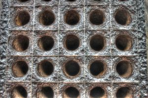 Cannon Holes by Daemare