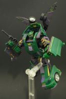 Waspinator by Shinobitron