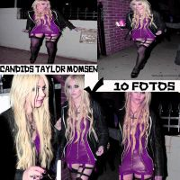 candids taylor momsen by nickieditions