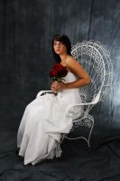 Bride 3 by ACrazyCharade-Stock