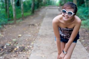 Smile :D by diazmahendra