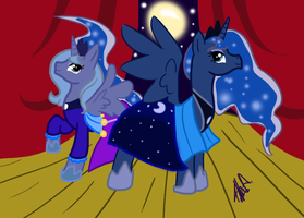 Evening at the Gala .:RQ:. by nazorthegreater