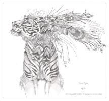 Tribal Tiger version 1.1 by balaa