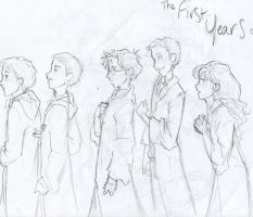 First years by burdge