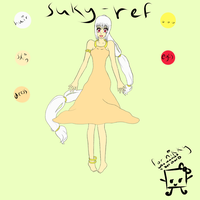 Suki ref - keeper of the forest by ansjovisjj
