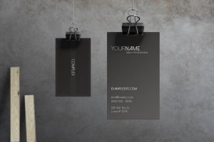 Complex - Business Card by macrochromatic
