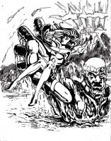 Optmystical Man1 remake inked by montalvo-mike