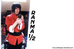 RANMA 1/2 by Kawaiiidream