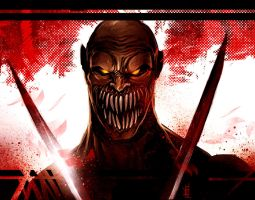 Baraka : Mortal Kombat by TheRisingSoul