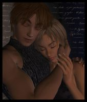 Hugged by Tielle