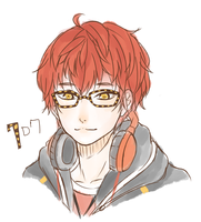 707 quick sketchh by BoraDori