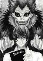 Death Note by anime91girl