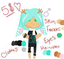 Cute Adopt //OPEN// by SNlCKERS