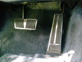 cadillac gas and brake pedals by angusyoung3
