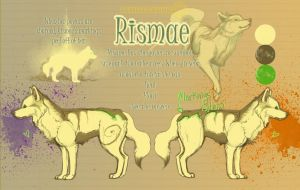 Rismae -NEW- Reference Sheet by SemiFloating