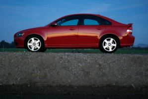 Volvo S40 T5 Profile by Dilznacka