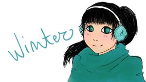 winter by AnninaCullen