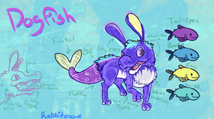 DogFish Ref by Rabbitasaur