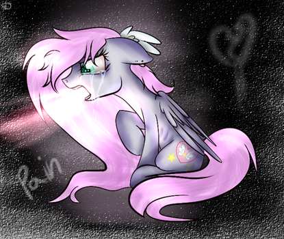 Pain Hurts In My Heart by WingLightYT